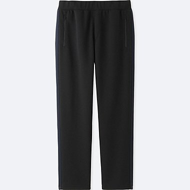 MEN DRY STRETCH SWEATPANTS, BLACK, medium