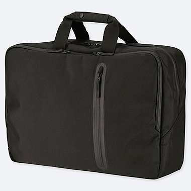 3-WAY BAG, BLACK, medium