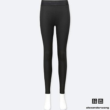 WOMEN ALEXANDER WANG HEATTECH EXTRA WARM LEGGINGS