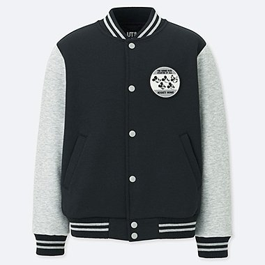 KIDS CELEBRATE MICKEY DRY STRETCH JERSEY BLOUSON