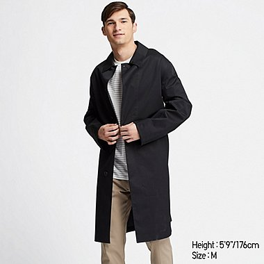 MANTEAU TRENCH BLOCKTECH HOMME