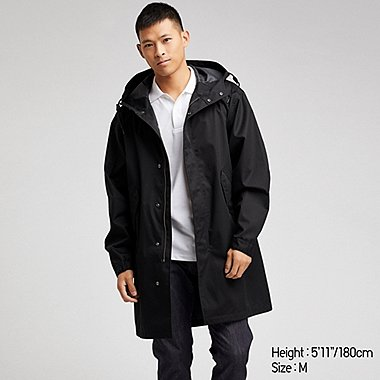 PARKA QUEUE-DE-PIE BLOCKTECH HOMME