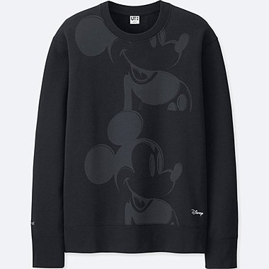 SWEAT SHIRT MICKEY ART HOMME