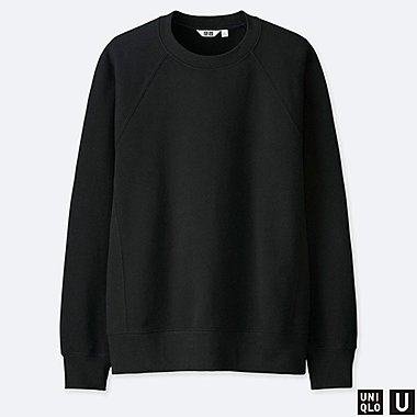 MEN UNIQLO U LONG SLEEVED SWEATSHIRT