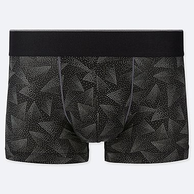 MEN AIRISM LOW RISE BOXER BRIEFS