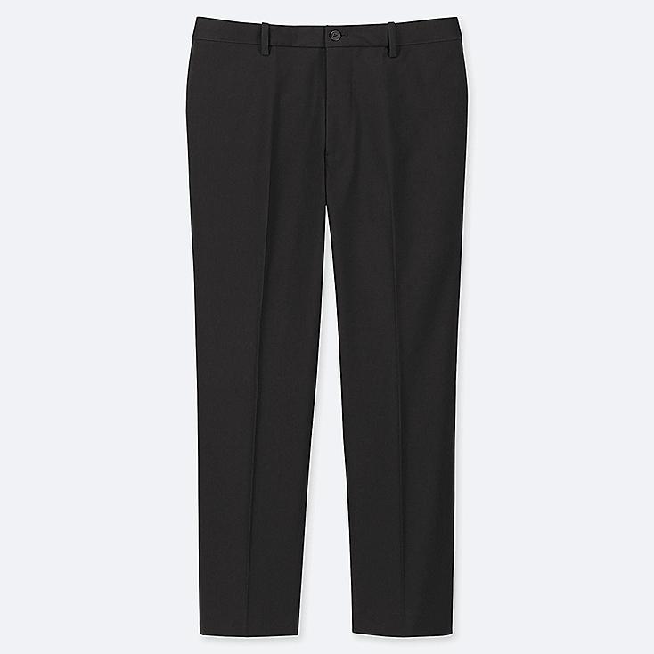 "MEN EZY ANKLE-LENGTH PANTS (TALL 31"") (ONLINE EXCLUSIVE), BLACK, large"