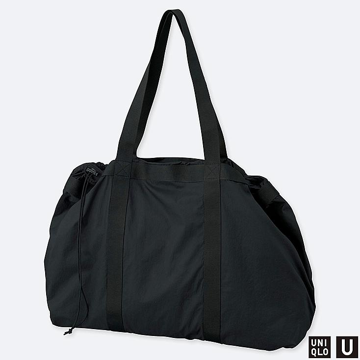 U LIGHTWEIGHT BAG, BLACK, large