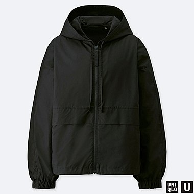 WOMEN UNIQLO U COTTON PARKA
