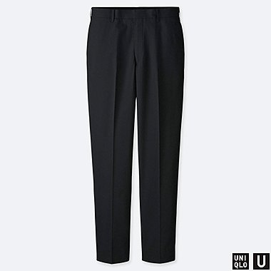 MEN UNIQLO U WIDE LEG TROUSERS