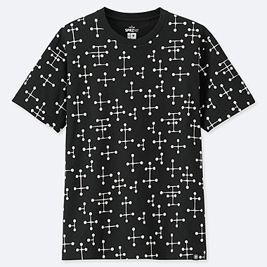 MEN SPRZ NY EAMES GRAPHIC PRINT T-SHIRT