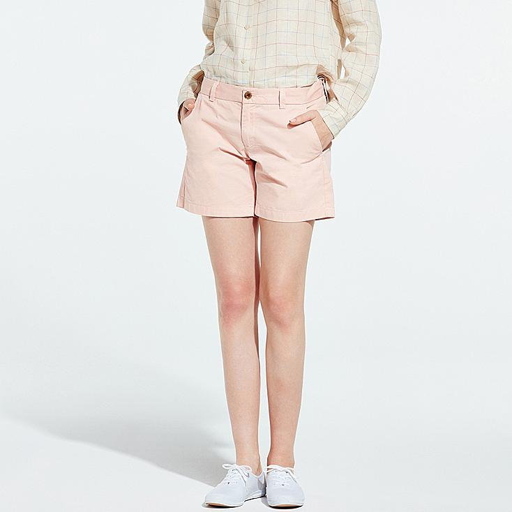 Women Chino Shorts | UNIQLO US