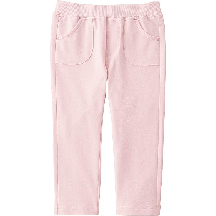 Toddler Sweatpants, PINK, large
