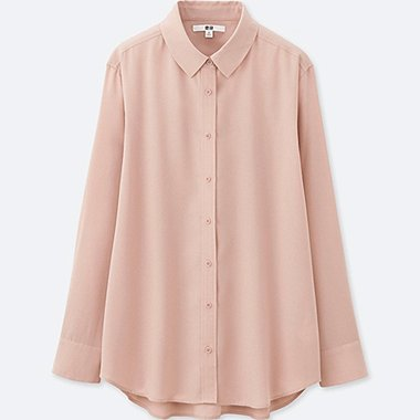 WOMEN EASY CARE Silk Touch Blouse