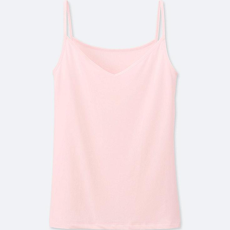 WOMEN AIRism CAMISOLE, PINK, large