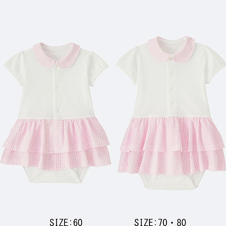 BABY COORDINATED SHORT ALL, PINK, large