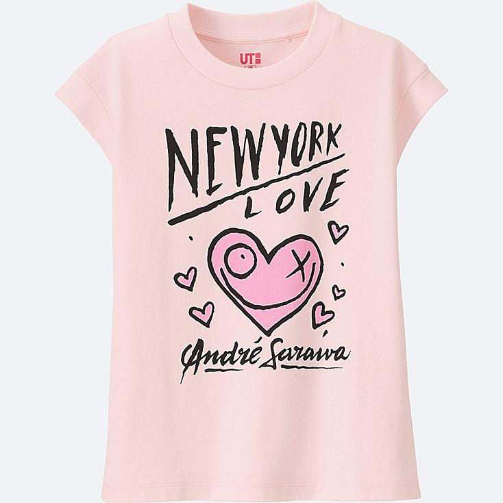 KIDS Andre Saraiva Short Sleeve T-Shirt