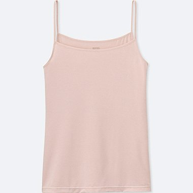 WOMEN HEATTECH CAMISOLE, PINK, medium