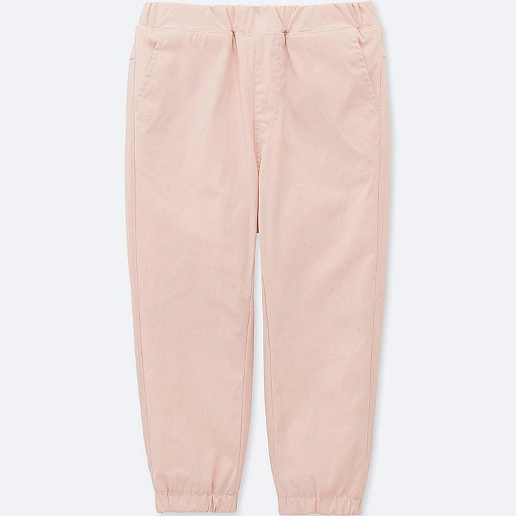 BABIES TODDLER STRETCH WARM LINED PANTS