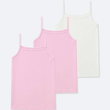 KIDS COTTON INNER 3 PACK, PINK, medium