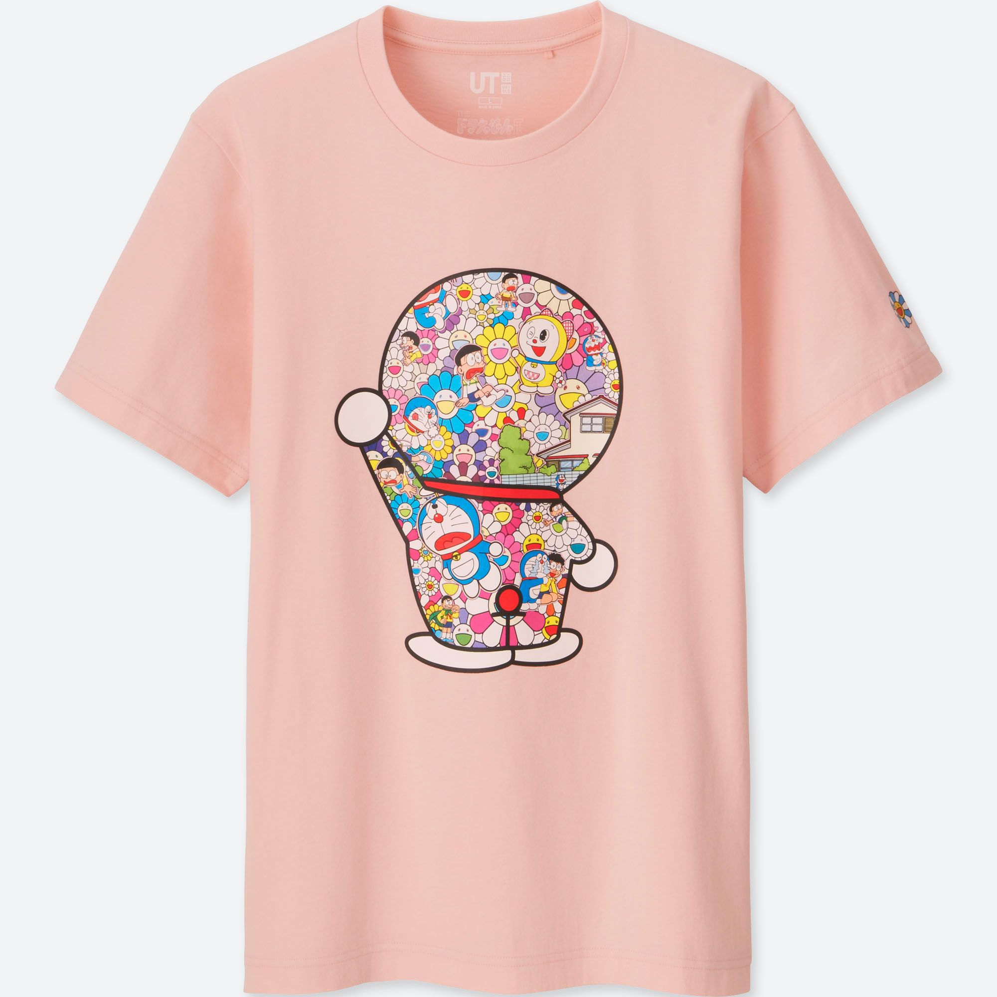 Uniqlo's Doraemon x Murakami Line is a Match Made in Kawaii Heaven