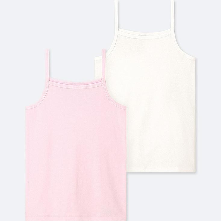 KIDS COTTON INNER CAMISOLE (SET OF 2), PINK, large