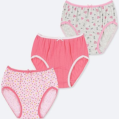 GIRLS SHORTS (3 PACK)