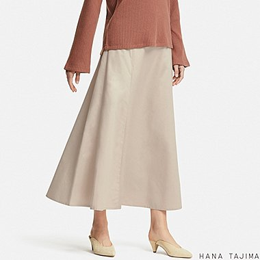 WOMEN HANA TAJIMA FLARED SKIRT