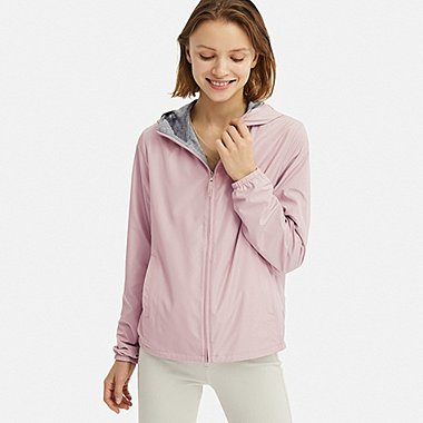 WOMEN REVERSIBLE PARKA (ONLINE EXCLUSIVE), PINK, medium