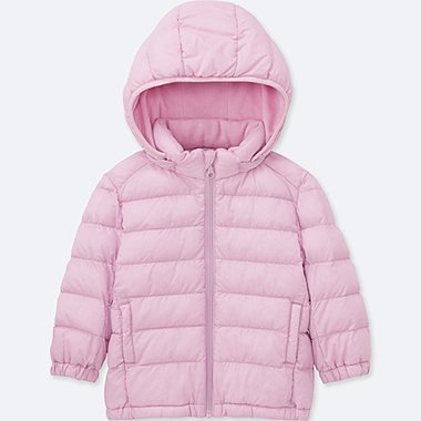 BABIES TODDLER LIGHT WARM PADDED FULL-ZIP PARKA