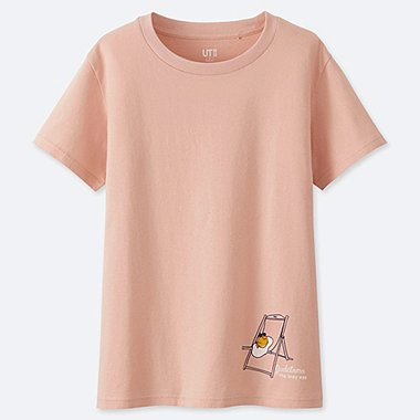 WOMEN SANRIO CHARACTERS SHORT SLEEVED GRAPHIC PRINT T-SHIRT