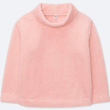 T-Shirt Polaire Col Haut FILLE