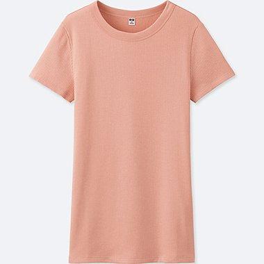 DAMEN Supima Baumwolle T-Shirt
