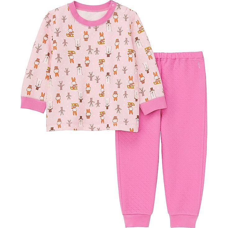 Pyjama Matelassé Miffy BÉBÉ