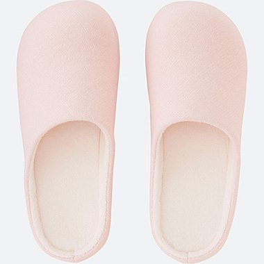 ROOM SHOES, PINK, medium