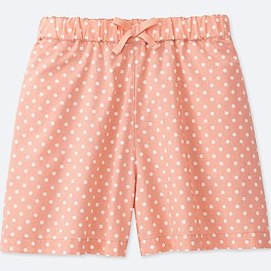 GIRLS Easy Flare Shorts
