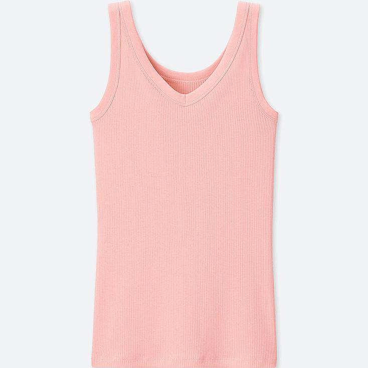 WOMEN SUPIMA® COTTON RIBBED TANK TOP | Tuggl