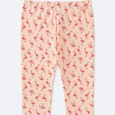 Baby Leggins (Flamingo)
