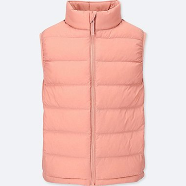 KIDS LIGHT WARM PADDED VEST