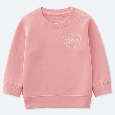 TODDLER PIETER CEIZER LONG-SLEEVE SWEATSHIRT, PINK, medium