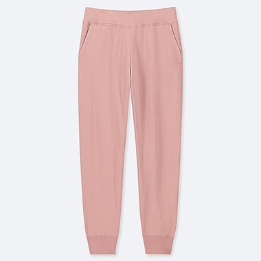 WOMEN ULTRA STRETCH HEATHER LOUNGE TROUSERS