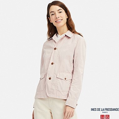 WOMEN INES COVERALL JACKET