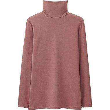 HEATTECH T-Shirt Col Roulé FEMME