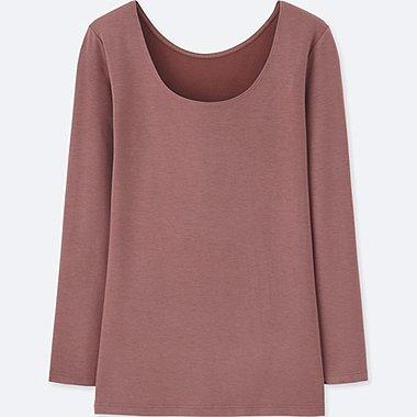 HEATTECH Extra Warm T-Shirt Col U FEMME