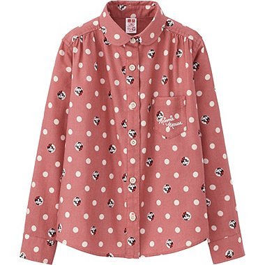 Chemise En Flanelle Disney Collection FILLE