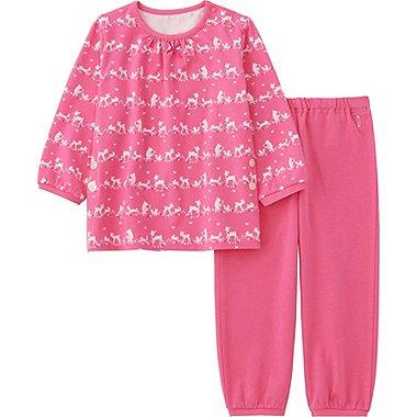 KLEINKIND Schlafanzug Tiere
