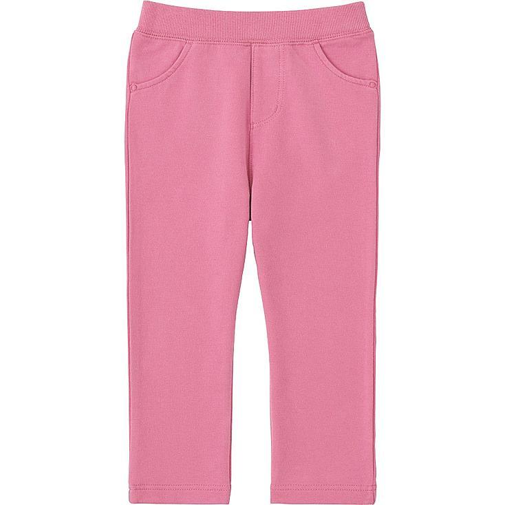 TODDLER PANTS, PINK, large