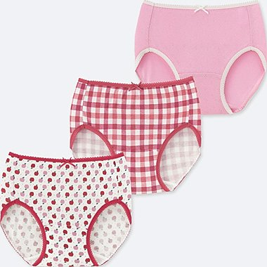 SHORT LOT DE 3 FILLE