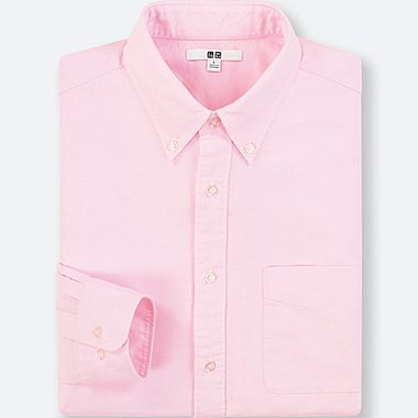 CHEMISE OXFORD REGULAR FIT HOMME