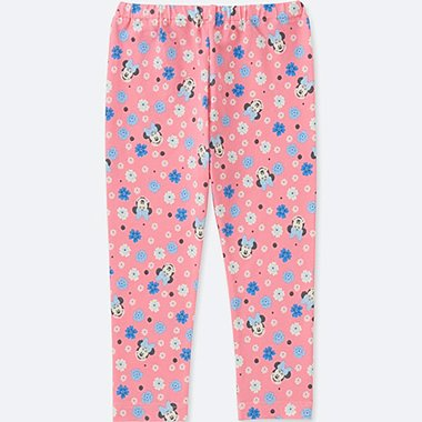 BEBÉ LEGGINGS COLLECCIÓN DISNEY TEXTIL