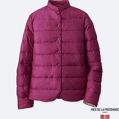 WOMEN INES ULTRA LIGHT DOWN COMPACT JACKET
